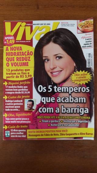 Revista Viva! Edição 536 2010 Priscila Sol