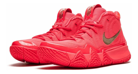 Kyrie 4 Red