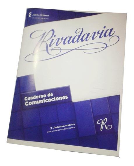 Cuaderno De Comunicaciones Rivadavia 20hjs 84 Comunicaciones