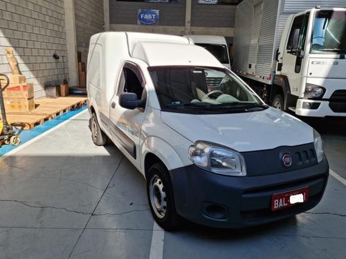 Fiat Fiorino 2016 1.4 Flx Com Dh E Sensor De Estacionamento