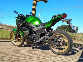 Kawasaki Z300 Abs Verde 2018