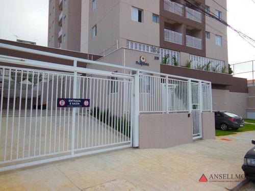 Apartamento À Venda, 59 M² Por R$ 325.000,00 - Baeta Neves - São Bernardo Do Campo/sp - Ap1343