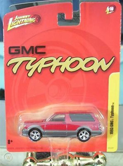 Johnny Lightning Gmc Typhoon 1993