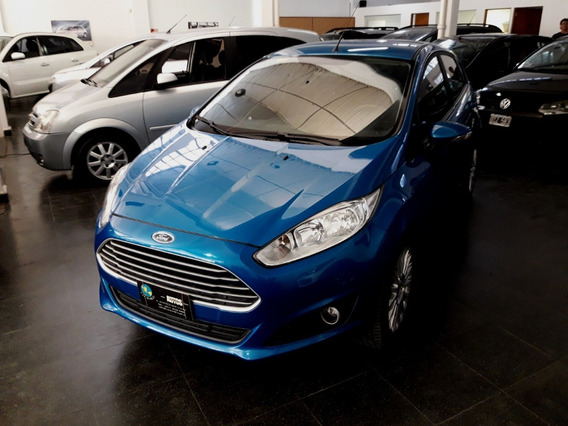 Ford Fiesta Kinetic Design 1.6 Se Año 2016