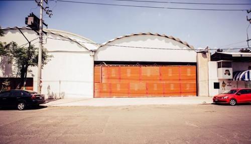 Bodega_nave_parque_industrial En Renta, Azcapotzalco, Ciudad De México
