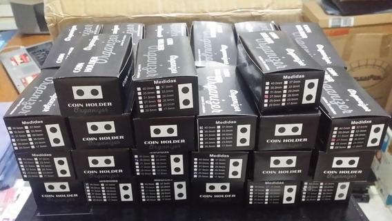 5 Caixas De Coin Holder - 50 Unidades Cada Caixa !!!