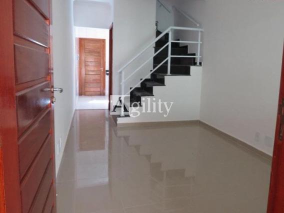Sobrado Em Condomínio Fechado Cangaíba - 02 Suites E 01 Vaga - 5016