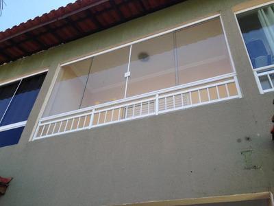 Sobrado Em Sítio Do Campo, Praia Grande/sp De 95m² 2 Quartos À Venda Por R$ 205.000,00 - So137837