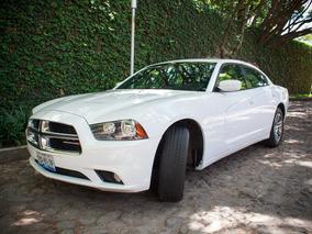 Dodge Charger 3.6 Sxt Premium Aa Ee Ba Abs V6 Piel Qc At