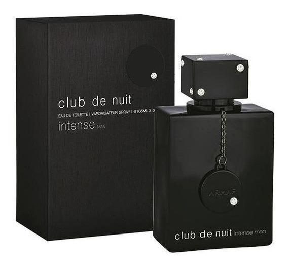 Armaf Club De Nuit Intense Man 105ml - Original - Lacrado