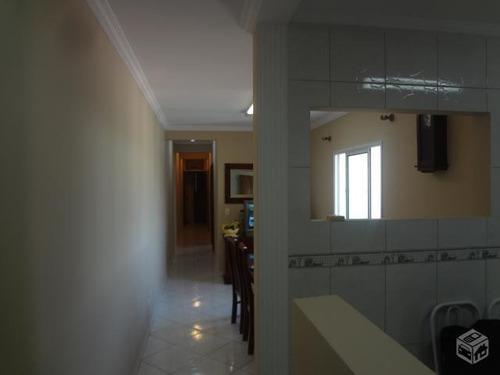 Apartamento Com 3 Dormitórios À Venda, 83 M²- Vila Eldízia - Santo André/sp - 1760
