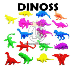 60 Bicho Dinossauro Marinho Inseto Cresce Aguá Sem Ovo
