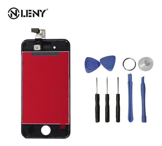 Lcd Tela Substituição Para A Exibição iPhone 4 4s Com Tela T