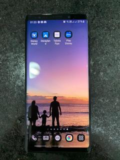 Samsung Galaxy Note 9 Nf 3 Meses Garantia