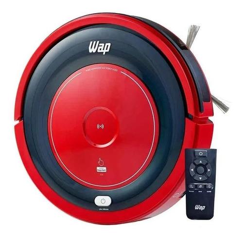 Imagem 1 de 4 de Robô Aspirador De Pó Bivolt Robot W300 Wap