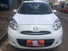 Nissan March 1.0 S 5p - 2014
