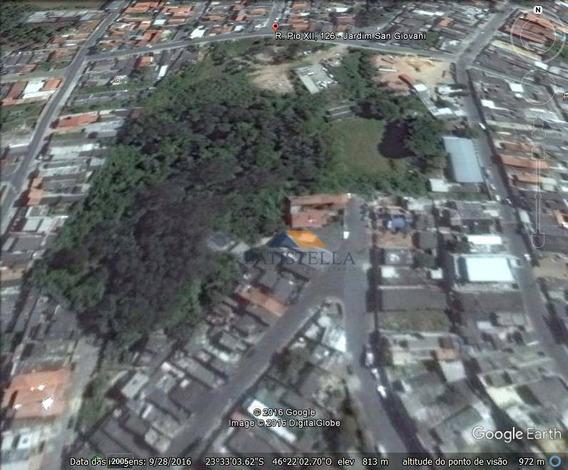 Área À Venda, 23000 M² Por R$ 15.000.000 - Centro - Ferraz De Vasconcelos/sp - Ar0012