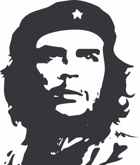 Adesivo Parede Che Guevara