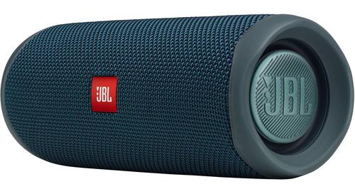 Jbl Flip 5 Waterproof Bluetooth Speaker Portátil Azul