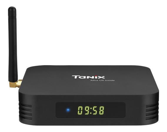 Caixa De Tv Tx6 Qsd 3gb 32gb Android Smart Tv Octacore Real