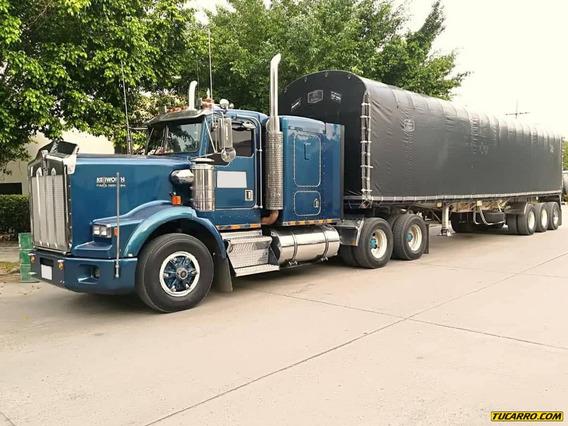 Kenworth T800 Camiones Tractocamiones