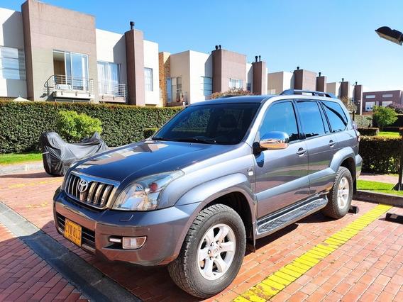 Toyota Prado Vx Europea Full Equipo - Motor D4d Turbo Diesel