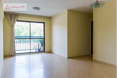 Apartamento Residencial À Venda, Barra Funda, São Paulo. - Ap0973