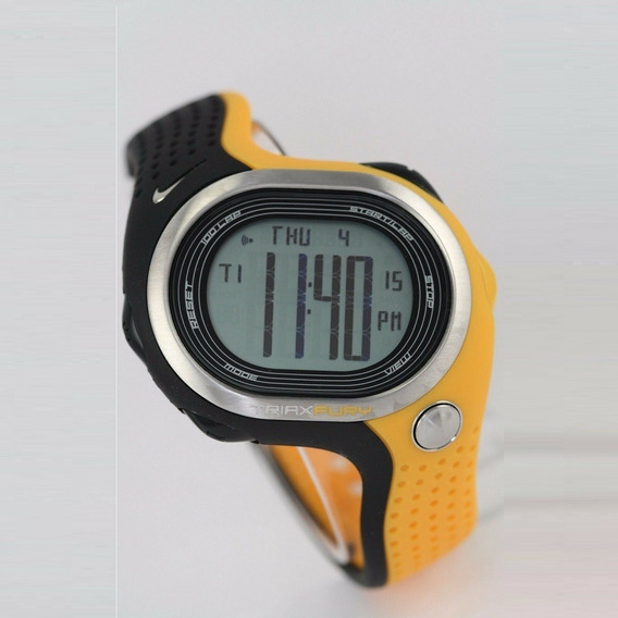 Relógio Nike - Wr0139021 Fury 100laps Regular M Nota Fiscal