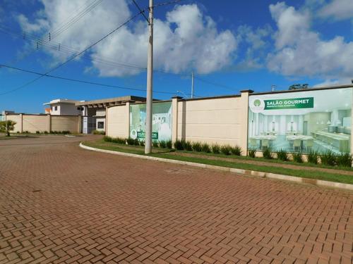 Terreno Com 420 M² No Condomínio De Peruíbe À Venda.