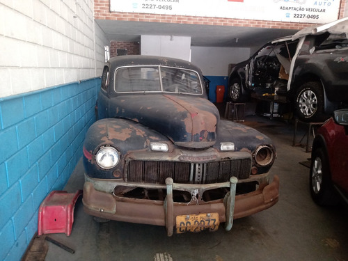 Mercury Coupe 1948