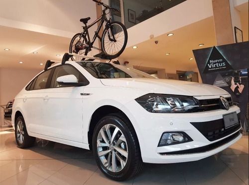 Volkswagen Virtus 1.6 Aut 2021 Entrega Inmediata!!! Do