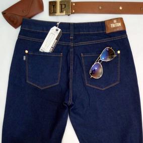Calça Jeans Feminina Triton Cintura Alta Skinny Promoção!