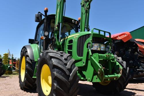 Tractor John Deere 6430 Extra Full Con Pala 633