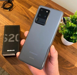 Celular Samsung Galaxy S20 Ultra 128 Gb - 12 Gb Ram Sellado