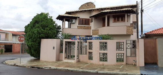 Casa Com 3 Dormitórios À Venda, 320 M² Por R$ 650.000 - San Fernando - Londrina/pr - Ca1175