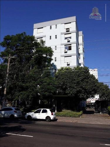 Imagem 1 de 17 de Apartamento Residencial À Venda, Jardim Botânico, Porto Alegre. - Ap3617