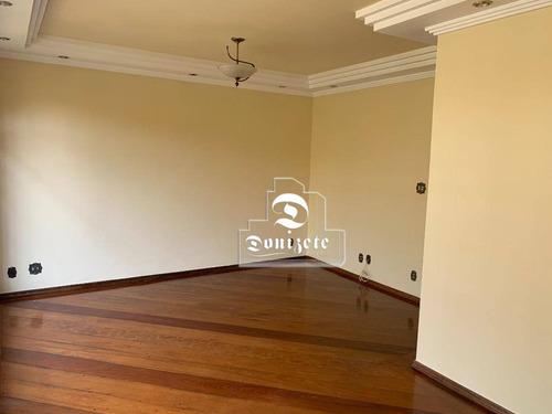 Casa À Venda, 257 M² Por R$ 1.375.000,00 - Vila Pires - Santo André/sp - Ca1132