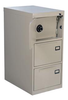 Archivero Caja Fuerte 3 Gavetas Seguridad