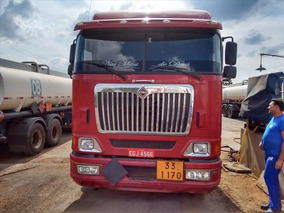Caminhão International 9800i 6x4 Único Dono Ano: 2014