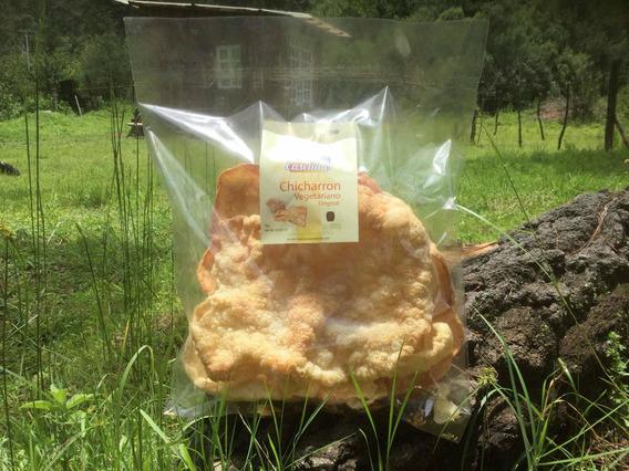 Chicharrón Vegetariano 1 Kilo Con Envío Gratis
