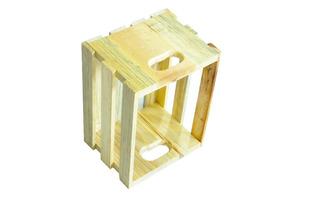Huacal Caja De Madera Rustico Decorativo Mediano (pz)
