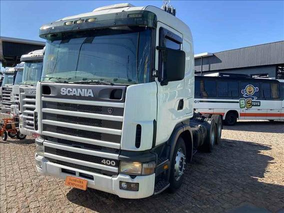 Caminhao Scania 124 400