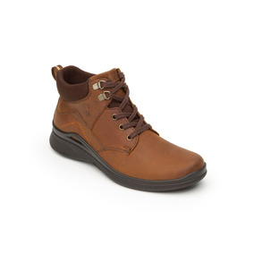 Zapato Bota Flexi 37507 Dama Mujer Cafe Casual