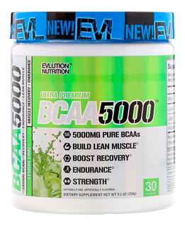 Bcaa 5000 30 Servings Evl Nutrition Eua Sabores Promoção
