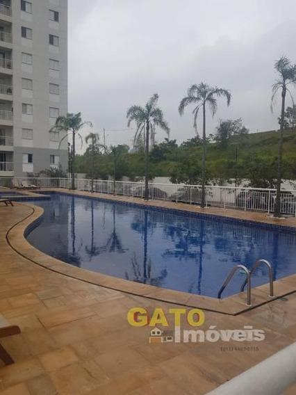 Apartamento Para Venda Em Cajamar, Portais (polvilho), 2 Dormitórios, 1 Banheiro, 1 Vaga - 19369_1-1348802