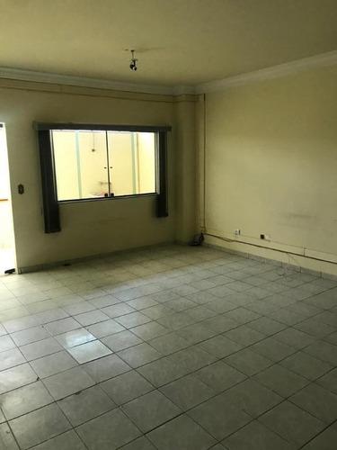 Imagem 1 de 7 de Sala Para Alugar, 149 M² - Vila Mussolini - São Bernardo Do Campo/sp - Sa4084