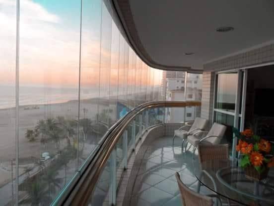 Apartamento 3 Suites Em Frente Ao Mar Praia Grande - Ap6038