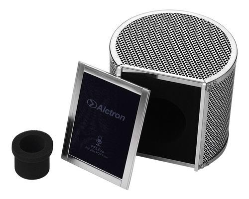 Alctron Pf8 Pro - Filtro De Micrófono Profesional Para Estud