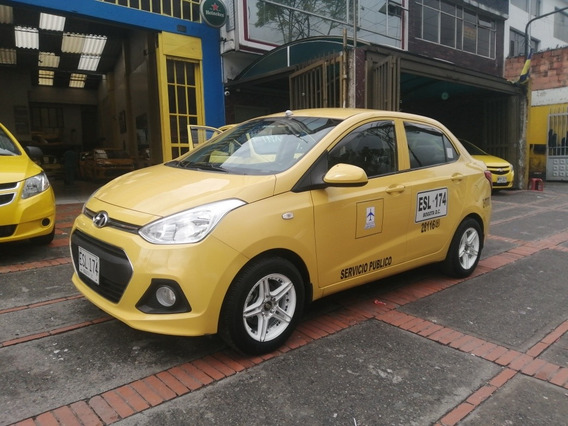 Taxi Hyundai Grand I10 2018