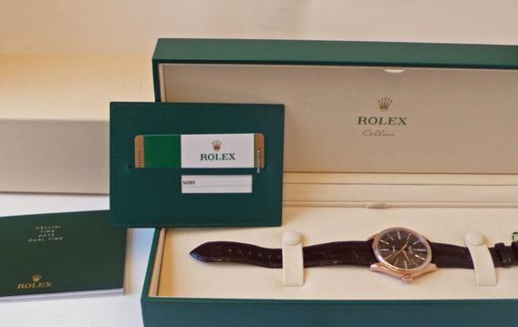 Rolex Cellini Time 18k 2015 50505